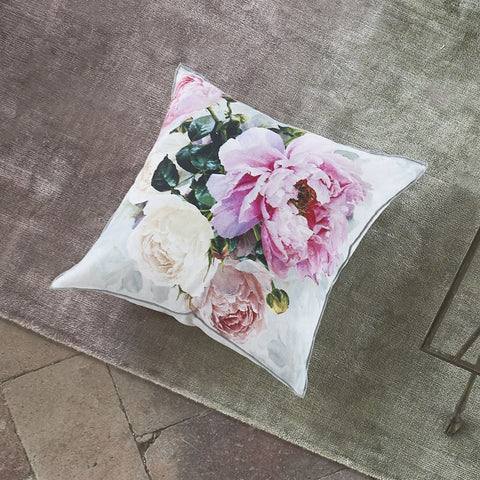 Tourangelle Peony Decorative Pillow design by Designers Guild