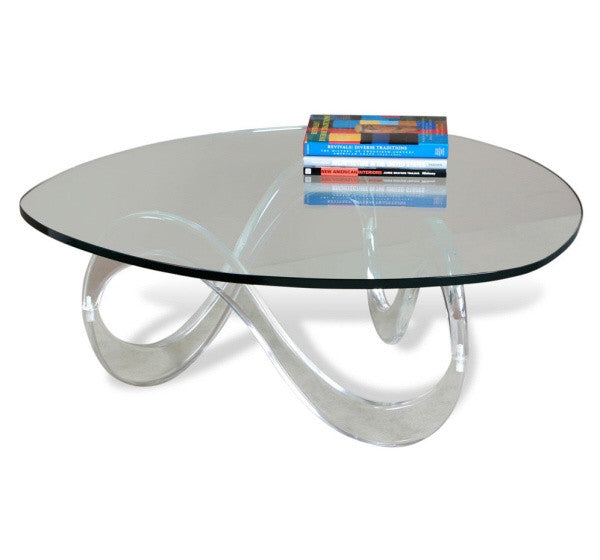 Westin Wave Table design by Interlude Home