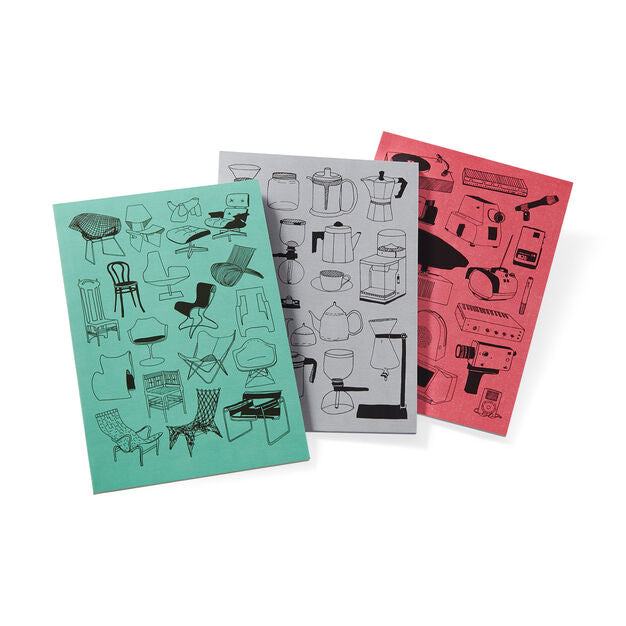 Lisa Congdon Notebook Set