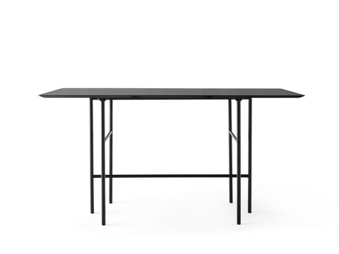 Snaregade Rectangular Bar Table in Various Colors by Menu