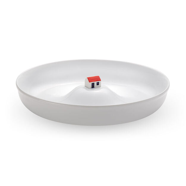 La Maison Inondée Bowl in White