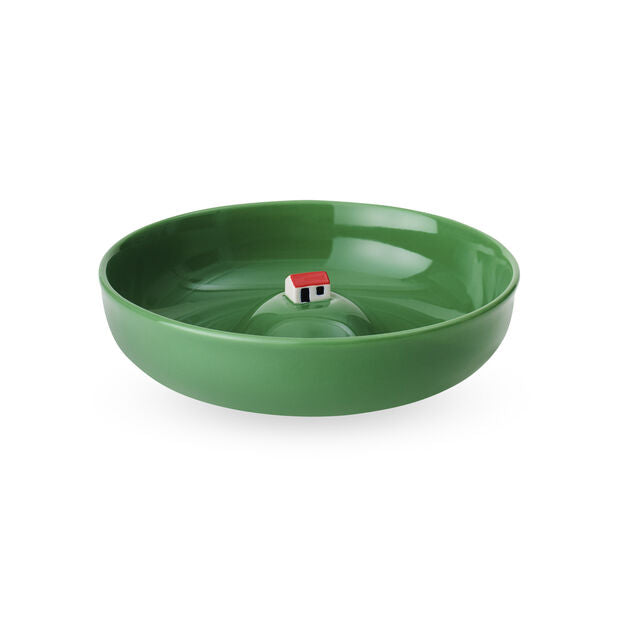 La Maison Inondée Bowl in Green
