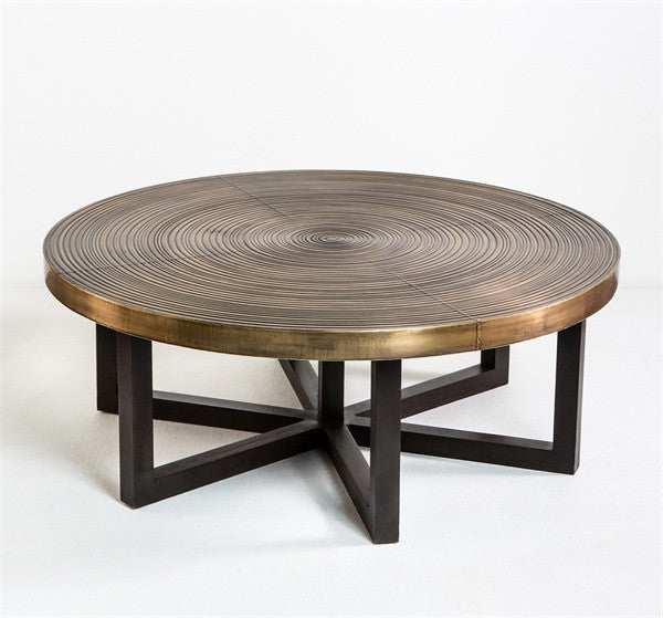 Reeta Cocktail Table design by Interlude Home