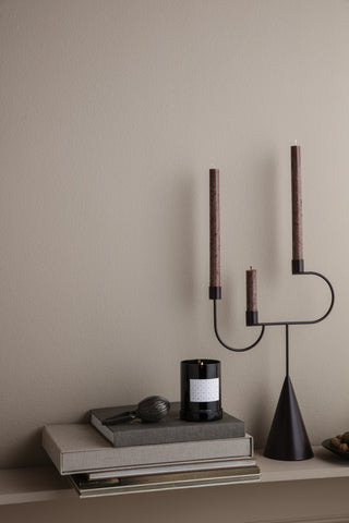 Avant Candelabra in Various Colors by Ferm Living