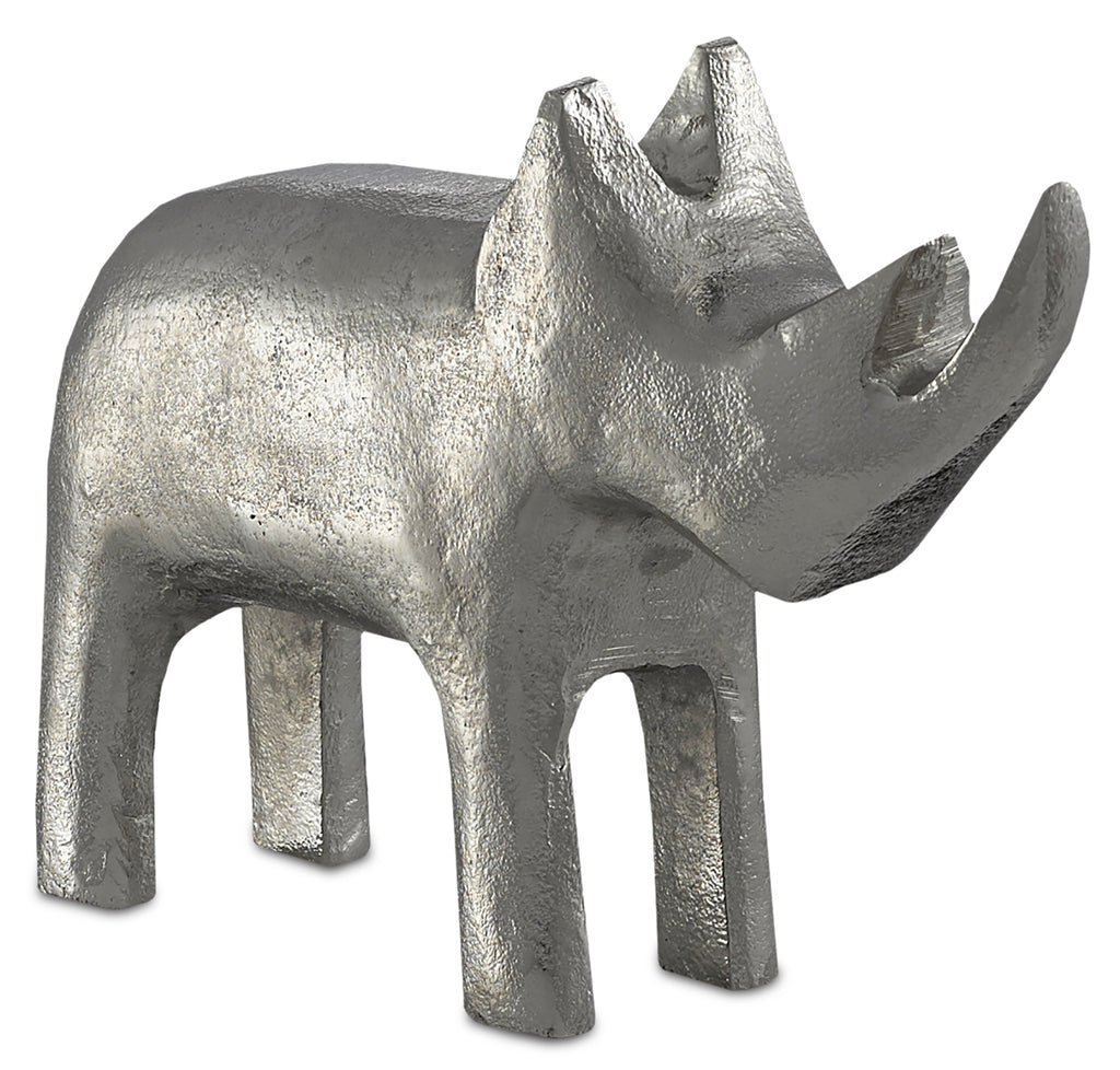 Kano Rhino in Various Finishes & Sizes by Currey & Company