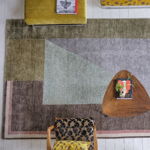 Alphonse Moss Rug by Designers Guild