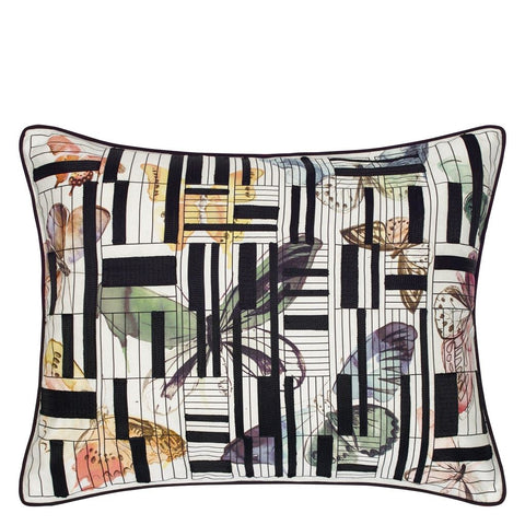 Lovely Escape Multicolore Decorative Pillow