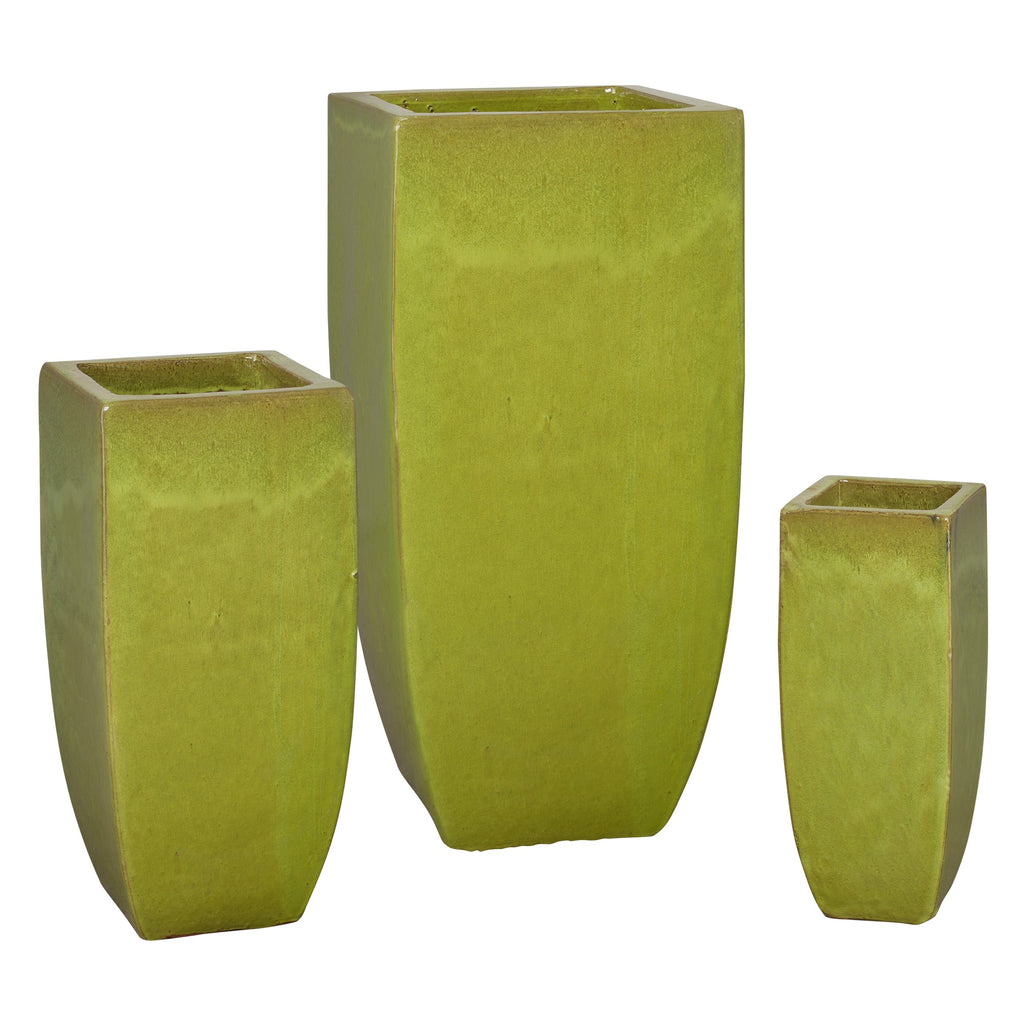 Tall Square Planter