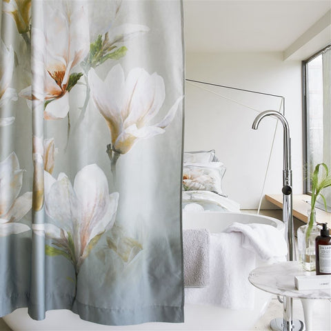 Yulan Birch Shower Curtain