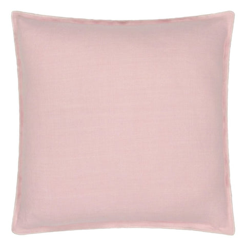 Brera Lino Blossom & Pearl Decorative Pillow