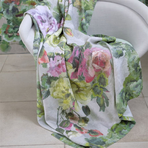 Grandiflora Rose Epice Throw