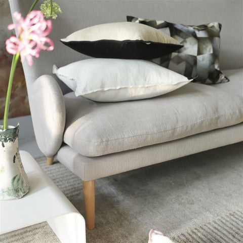 Corda Chalk Decorative Pillow