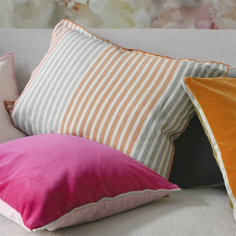 Brera Colorato Cinnamon Decorative Pillow