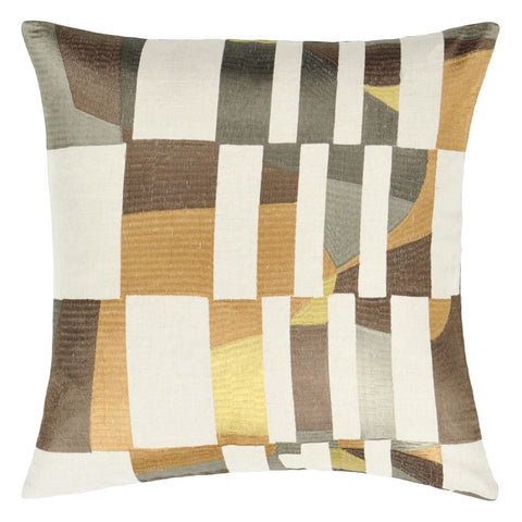 Glasshouse Topaz Cushion