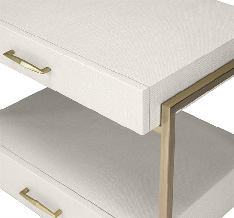 Allegra Bedside Chest design by Interlude Home