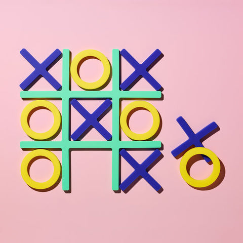 Tic-Tac-Trivet in Cool