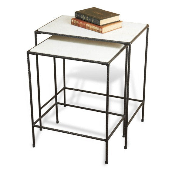 Set of 2 Olero Nesting Tables design by Interlude Home