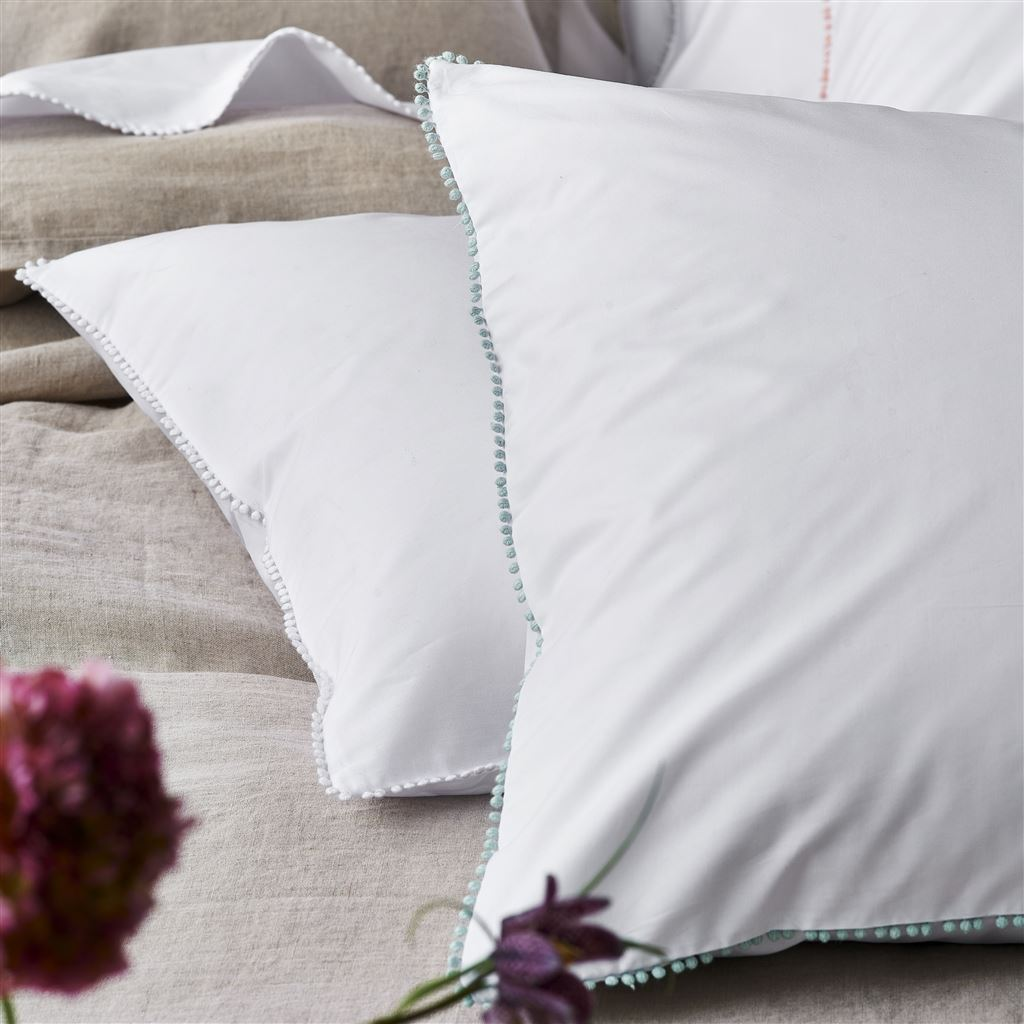 Ludlow Duck Egg Bed Linens