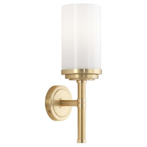 Halo Collection Sconce in Brass
