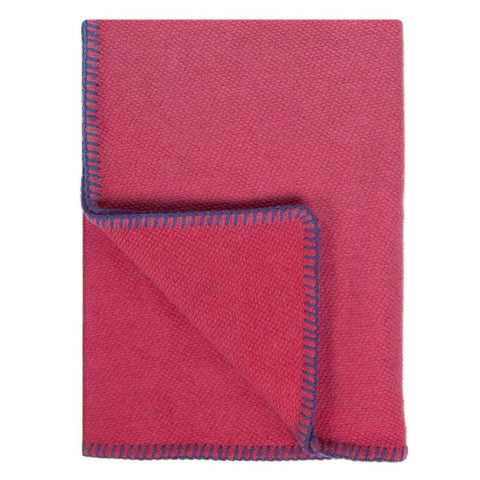 Saraille Fuchsia Throw