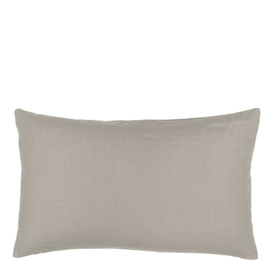 Tanjore Natural Decorative Pillow