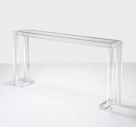 Ava Sofa Table design by Interlude Home