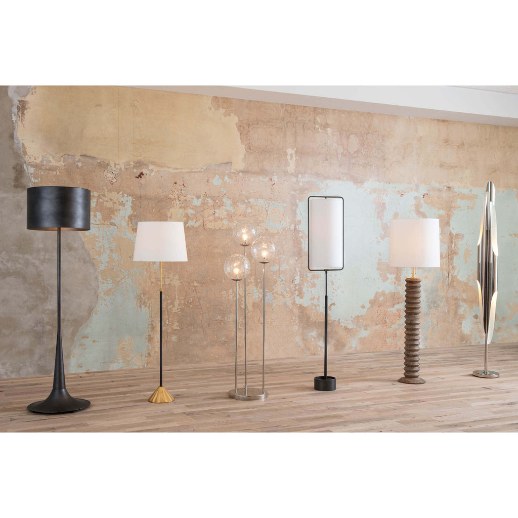 Accordion Floor Lamp in Various Colors