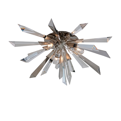 Inertia Flush Mount by Corbett Lighting