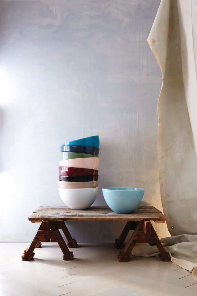 Sintra Extra Large Bowl in Various Colors design by Canvas