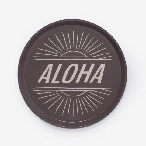Aloha Drink Tray by Izola