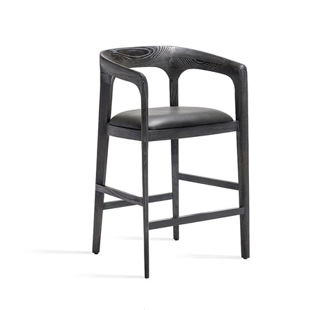 Kendra Counter Stool Grey Design By Interlude Home