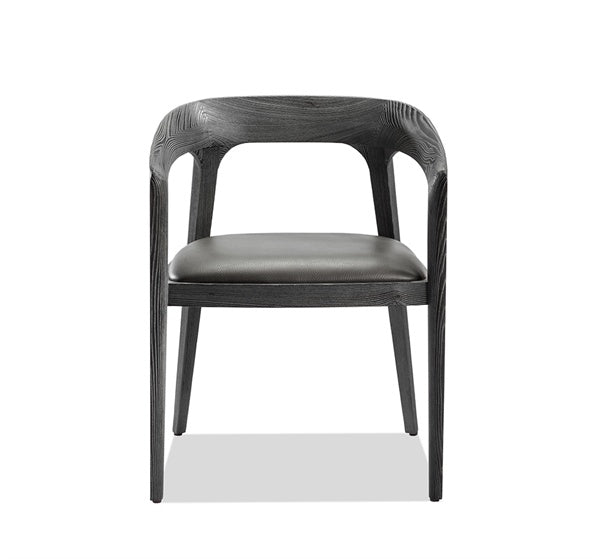 Kendra Dining Chair Grey Design By Interlude Home