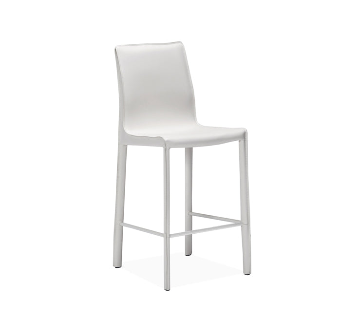 Jada Counter Stool White Design By Interlude Home