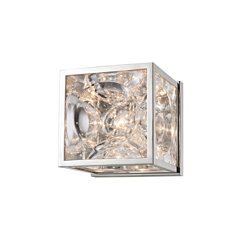 Fisher 1 Light Wall Sconce by Hudson Valley Lighting