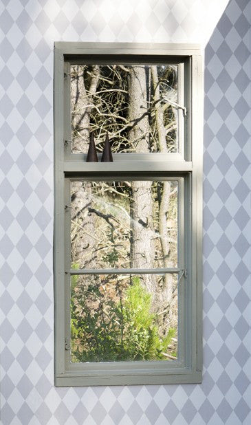 Harlequin Wallpaper in Grey design by Ferm Living