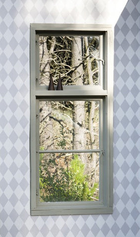 Harlequin Wallpaper in Grey by Ferm Living