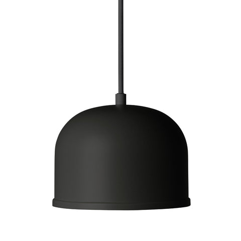 GM 15 Pendant Lamp in Black design by Menu