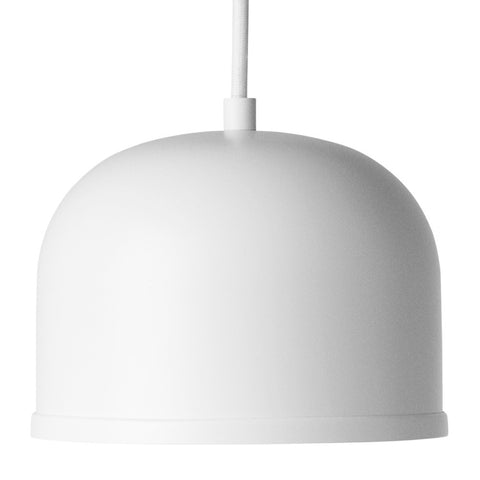 GM 15 Pendant Lamp in White design by Menu