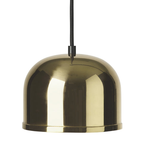GM 15 Pendant Lamp in Brass design by Menu