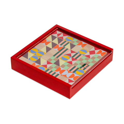 Geo Pattern Dominoes by MoMA