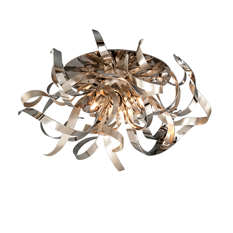 Graffiti Flush Mount by Corbett Lighting
