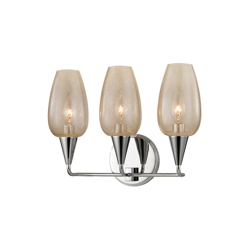 Longmont 3 Light Wall Sconce