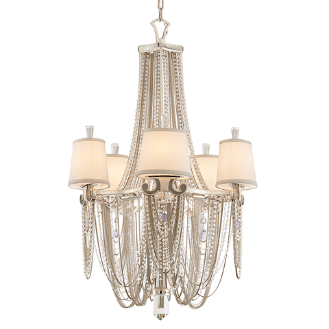 Flirt Chandelier by Corbett Lighting