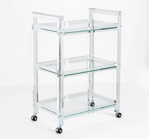Ava Bar Cart design by Interlude Home