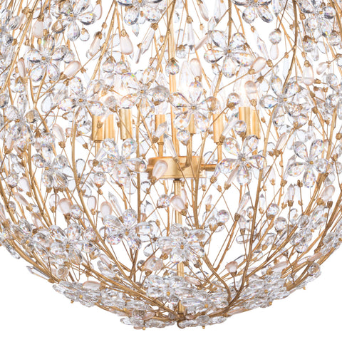 Cheshire Chandelier Large design by Regina Andrew