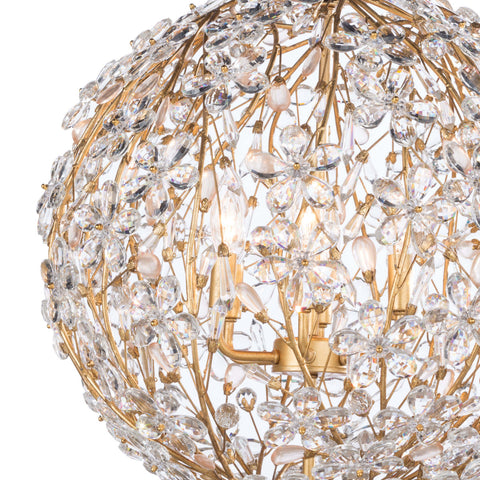 Cheshire Chandelier Small design by Regina Andrew