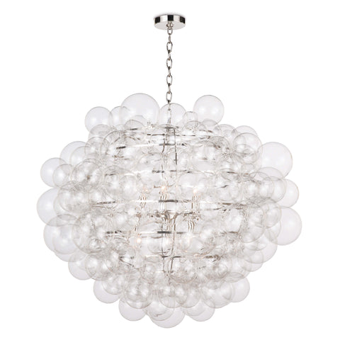 Nimbus Glass Chandelier
