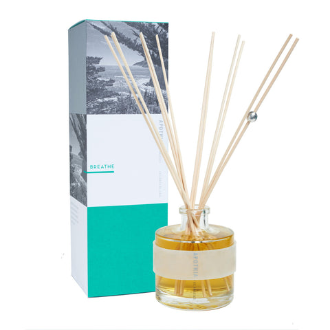 Breathe Aromatic Diffuser design by Apothia
