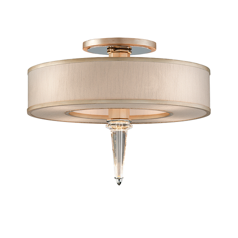 Harlow Flush Mount by Corbett Lighting