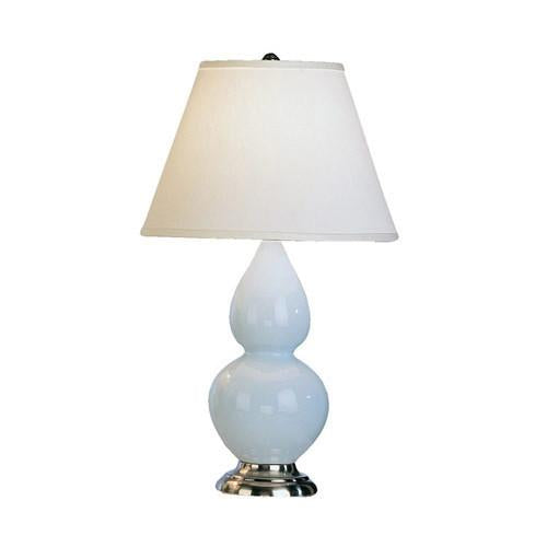 Double Gourd Collection Accent Lamp by Robert Abbey